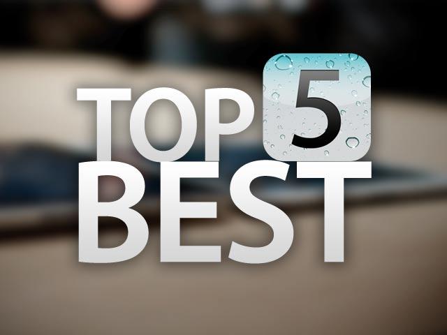 top  best ios features